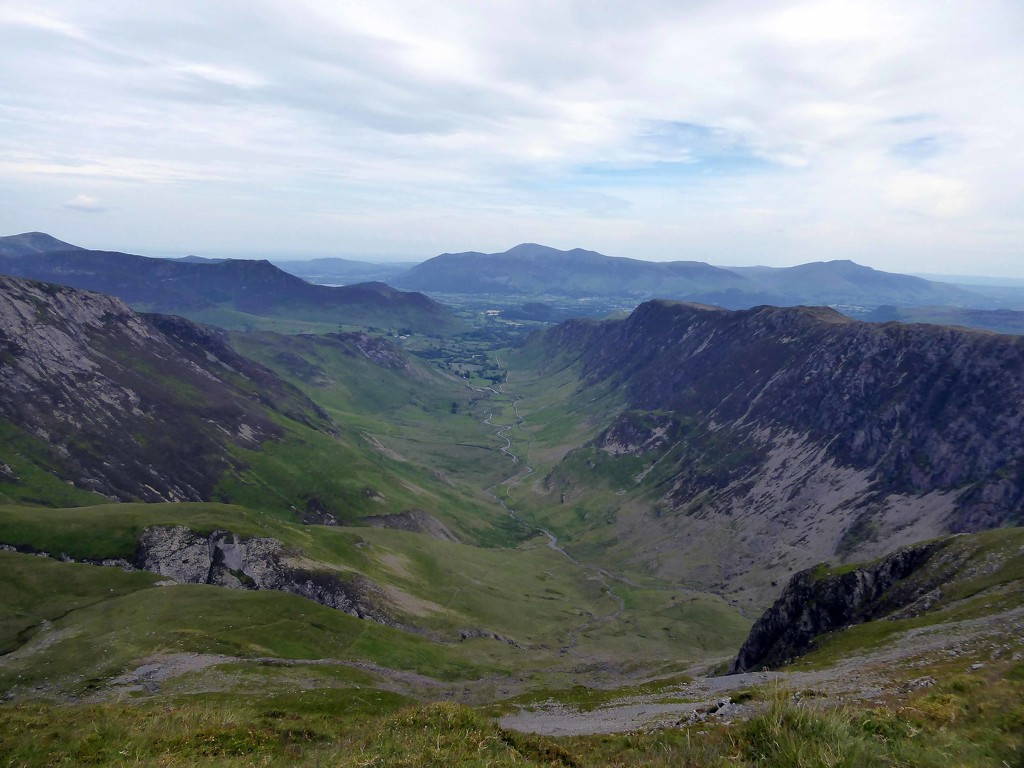 View from Dale Head by cmp