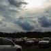 Rain clouds moving in