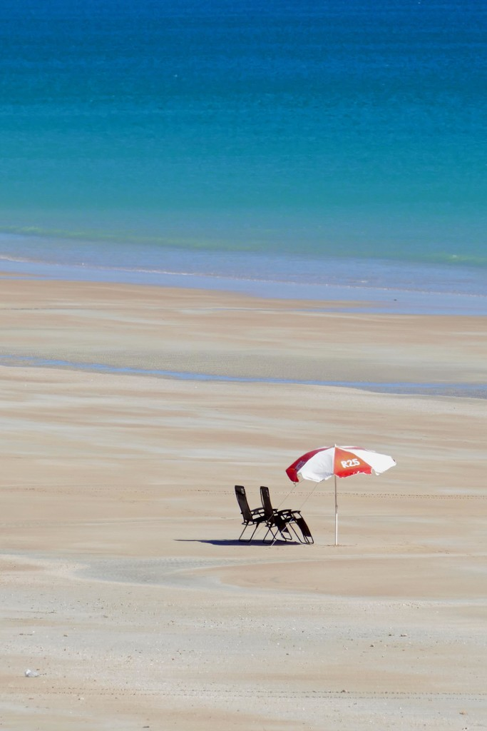 Broome Beach by judithdeacon