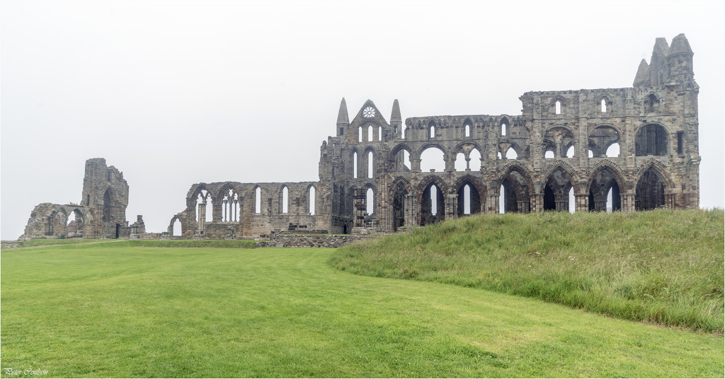 Whitby Abbey by pcoulson