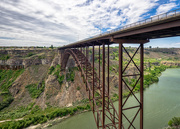 24th Jun 2019 - Bridge Over Snake River