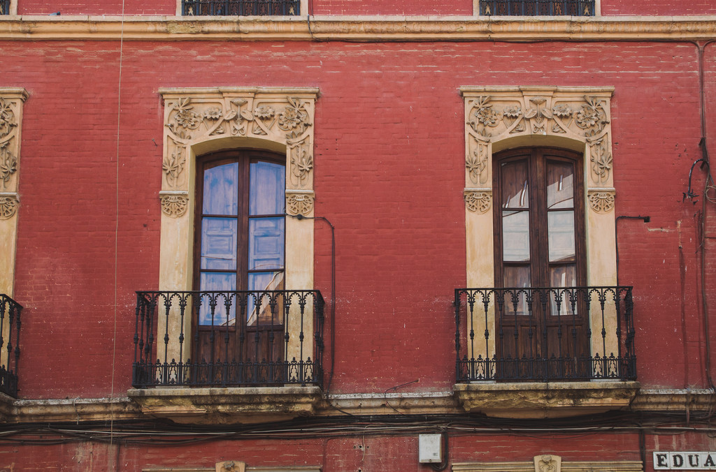 A pair of windows by brigette