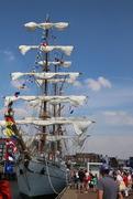26th Jun 2019 - Tall ship in Scheveningen