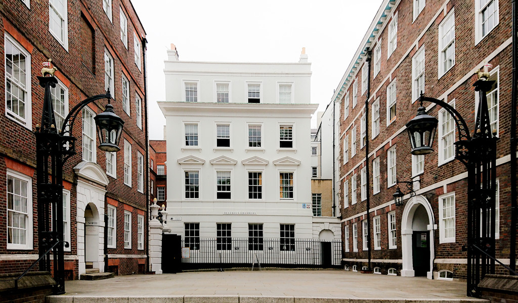 Middle Temple - New Court by peadar