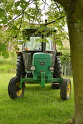13th Jun 2019 - Old tractor