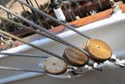 27th Jun 2019 - Detail of Tall Ship