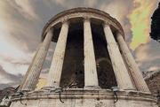 27th Jun 2019 - Temple of Vesta