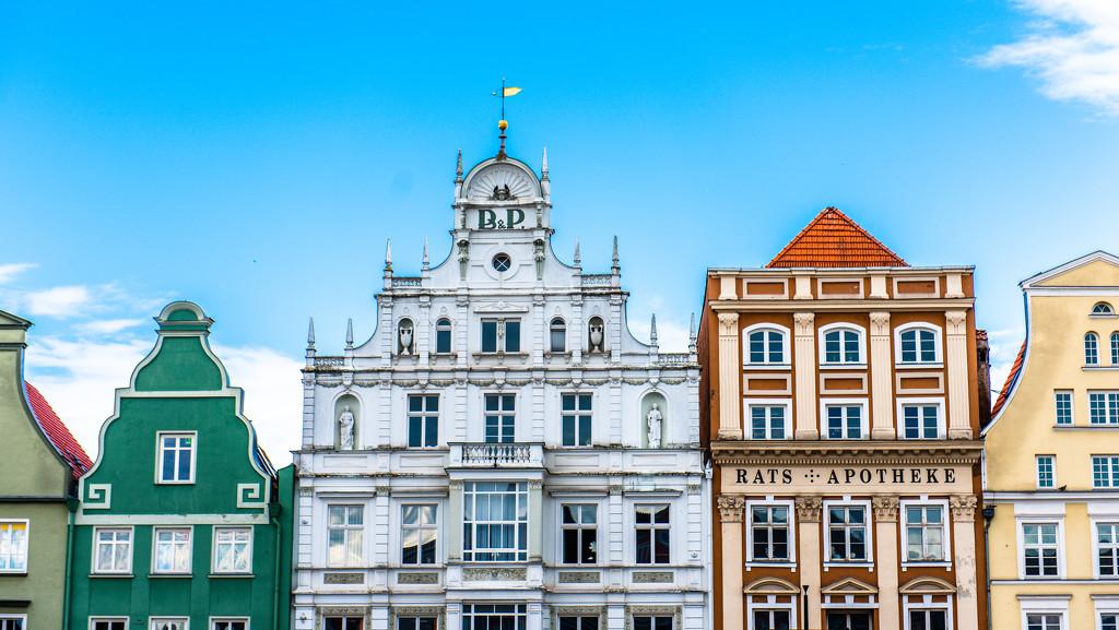 Rostock, Germany by kwind