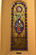 15th Jun 2019 - Stained glass window
