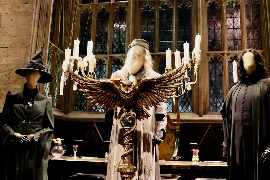 Hogwarts Great Hall by carole_sandford