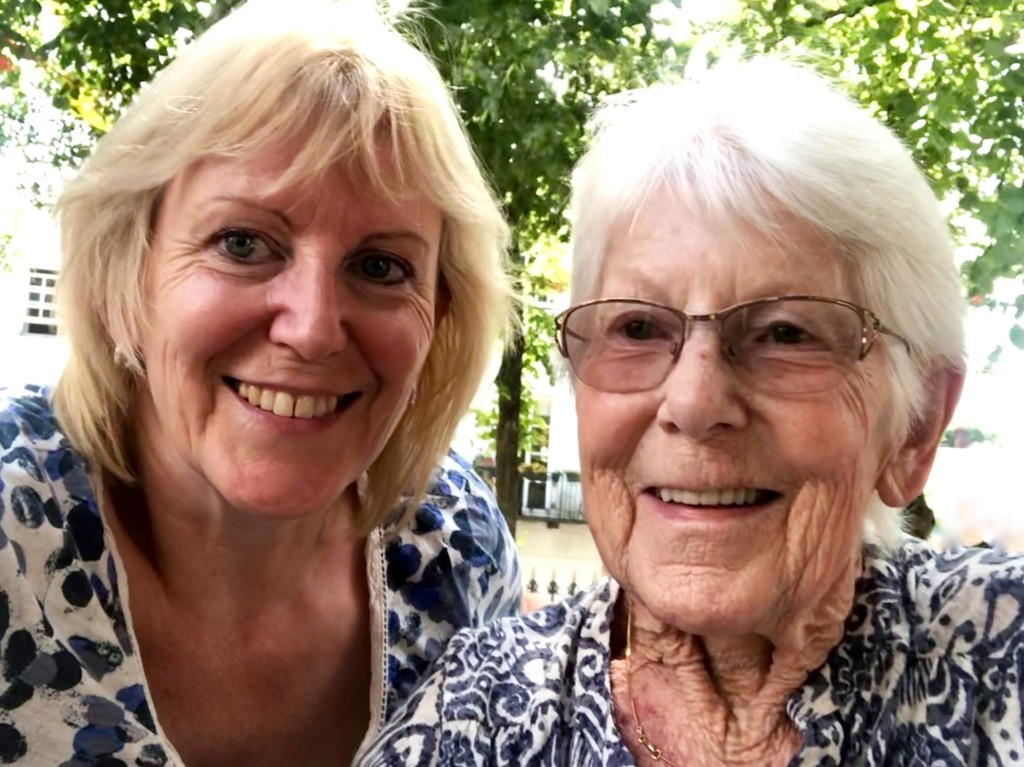 Mum and Me by suesmith