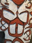 30th Jun 2019 - Detail War-shield, Papua New Guinea