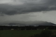 1st Jul 2019 - Rain on the Ranges