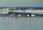 1st Jul 2019 - Winter Surfers
