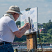 Painting the lighthouse by joansmor
