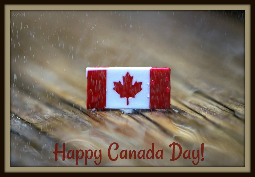 Canada Day by novab