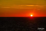 28th Jun 2019 - Sunset in the ocean