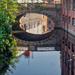 Bridge Reflection. by tonygig