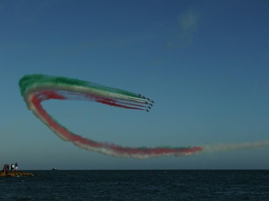 Frecce tricolori by frappa77