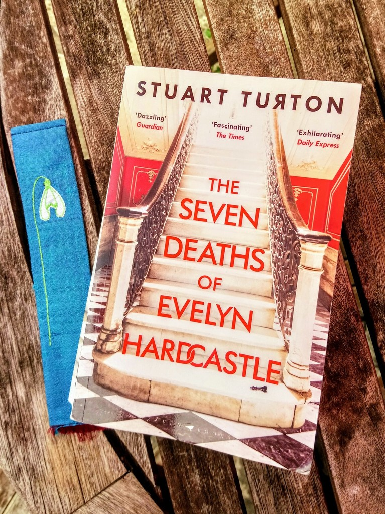 The Seven Deaths of Evelyn Hardcastle by boxplayer