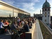 3rd Jul 2019 - Darmstadt roof top restaurant