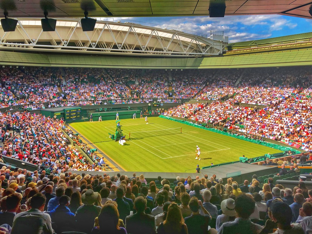 Centre Court by suesmith