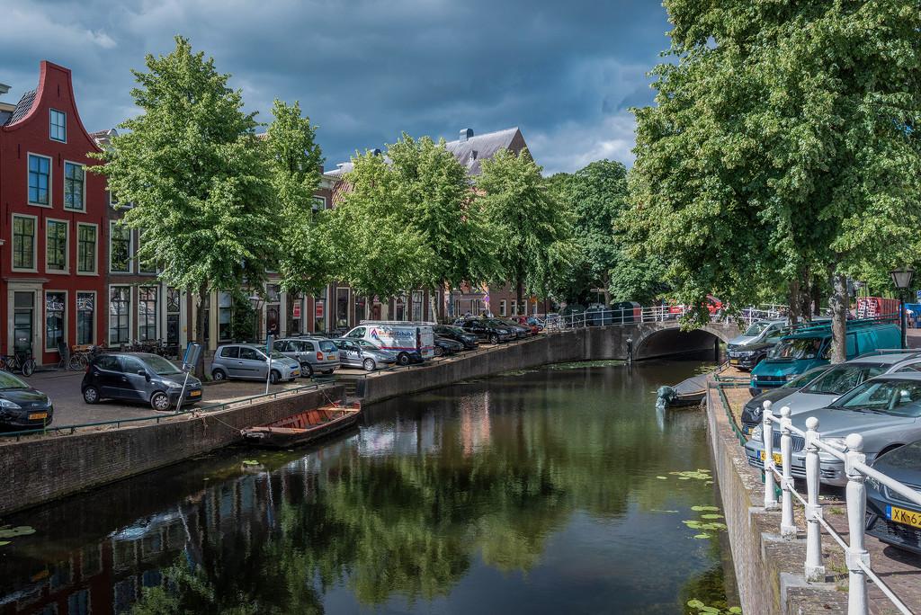 Beautiful Leiden by ellida