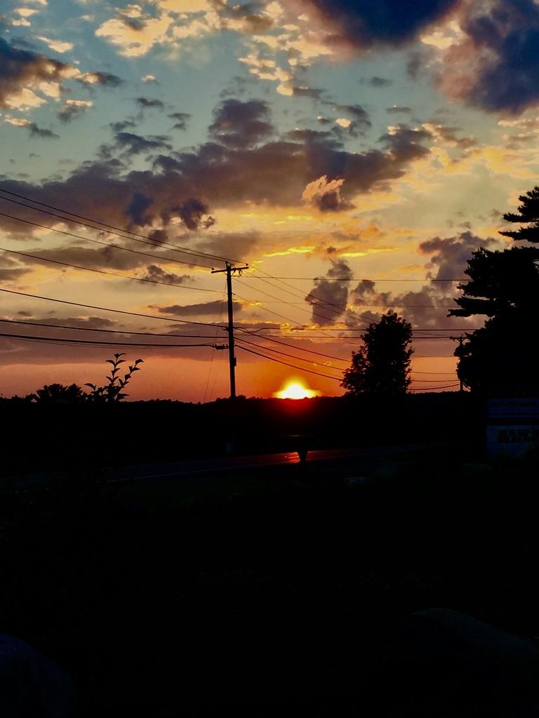 Sunset by dorim
