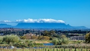 6th Jul 2019 - Table Mountain with it's Tablecloth.
