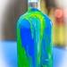 Acrylic bottle pour 1
