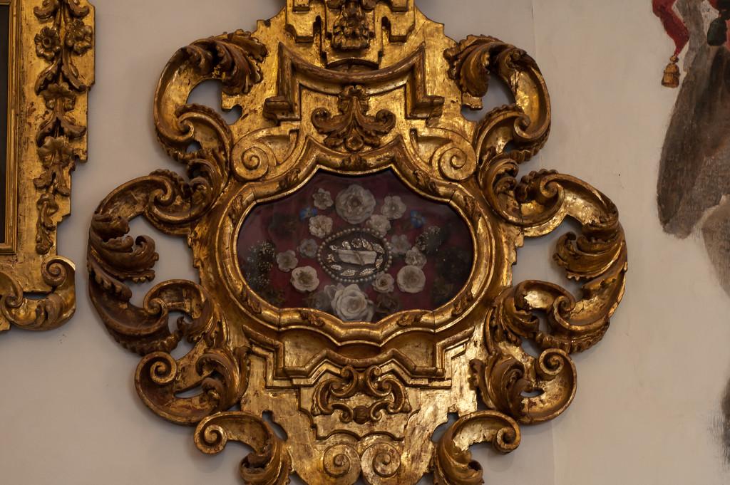 Saints framed by brigette