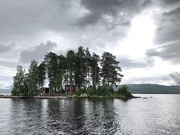 7th Jul 2019 - Alone on a Island in Sweden!