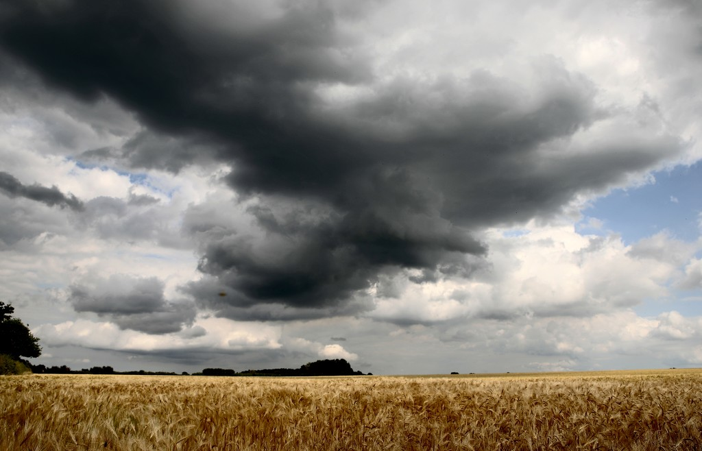 Foreboding Sky by phil_sandford