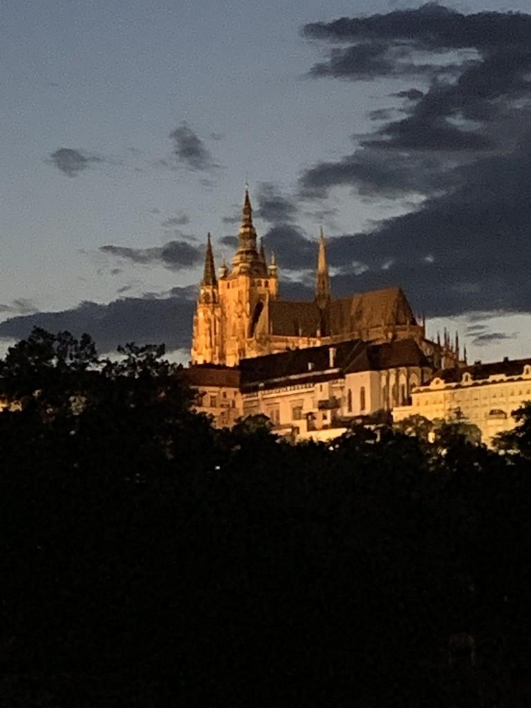 Prague Castle by pesus