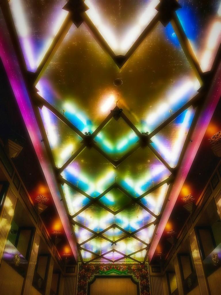 Art Deco Reflected by gardenfolk
