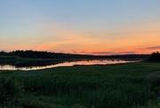 8th Jul 2019 - Sunset at the Dike Bridge in Machias, Maine
