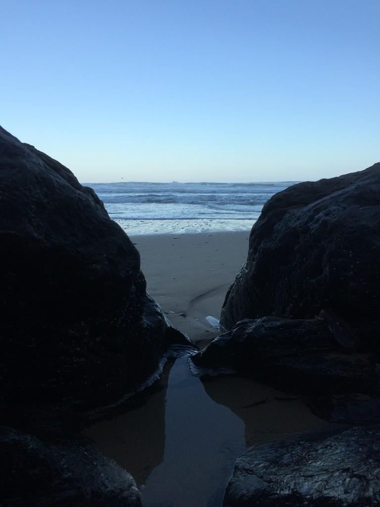 Sea view by lmsa