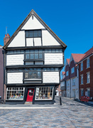 6th Jul 2019 - The Crooked House
