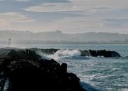 9th Jul 2019 - Breaking the waves