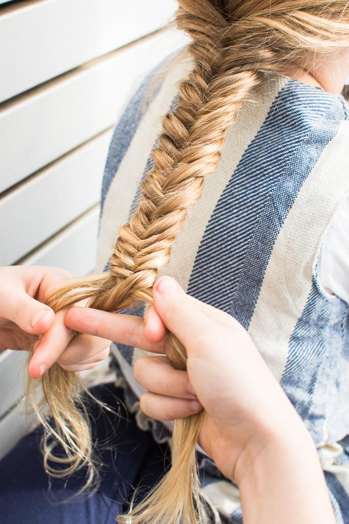 Fishtail braid by peta_m