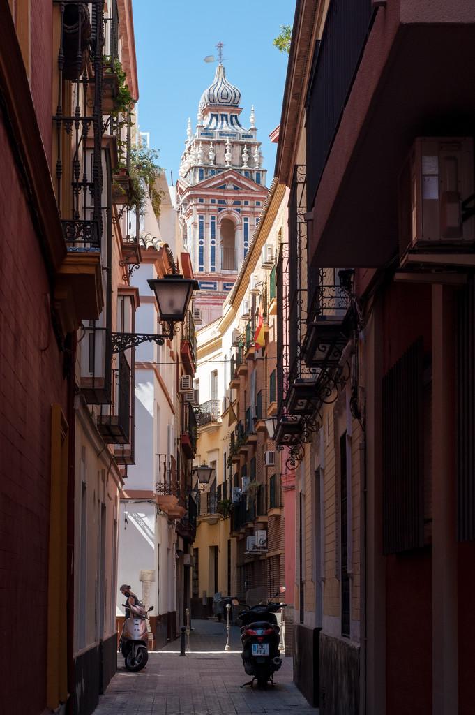 Seville Street Framed by brigette