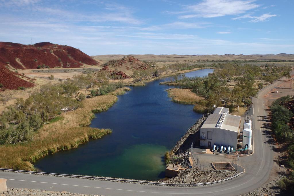 Harding Dam by leestevo