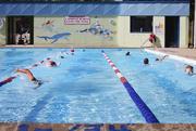 9th Jul 2019 - Morning swim training