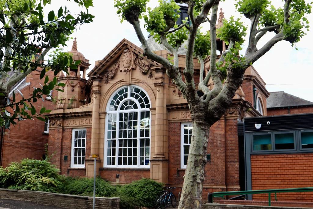 Carnegie Library  by carole_sandford