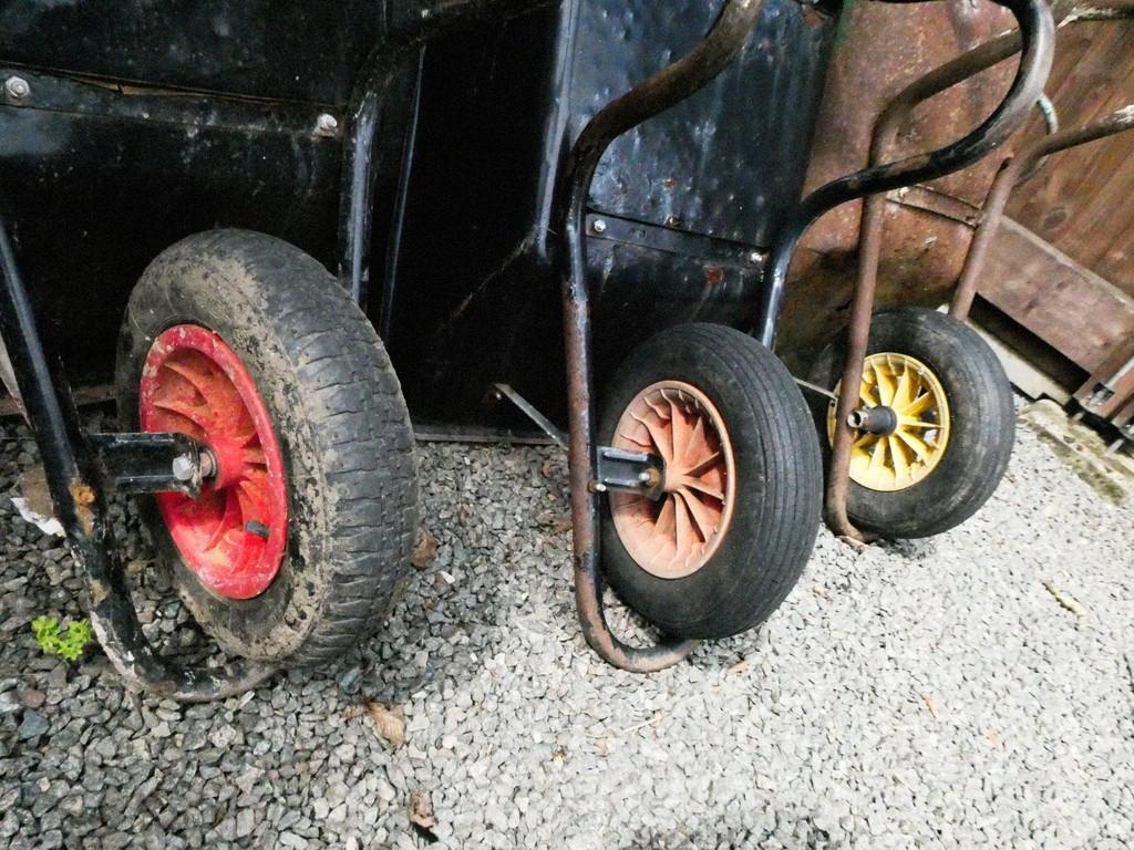 Wheels by allsop