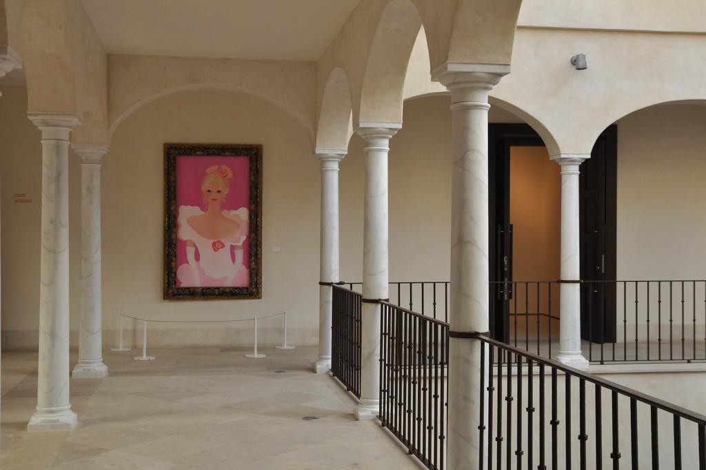Museo Carmen Thyssen Framed by brigette