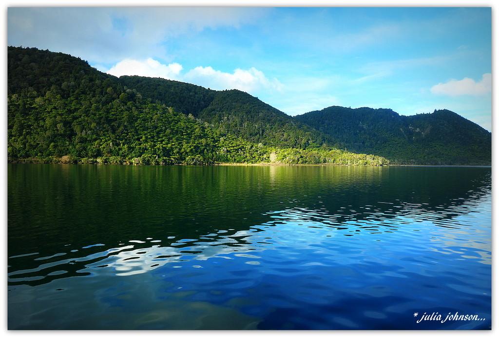 Blue Lake ... Rotorua.. by julzmaioro