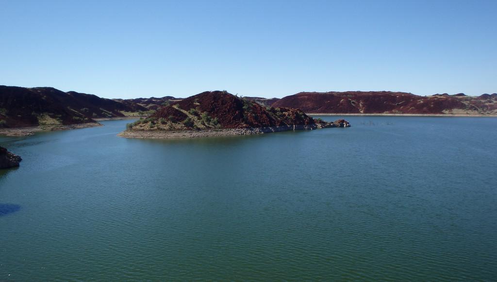 Harding Dam 2 by leestevo