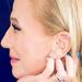 Tiffany & Co. Paloma Picasso Loving Heart Climber Earrings