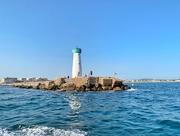 11th Jul 2019 - Grau d'Agde lighthouse.